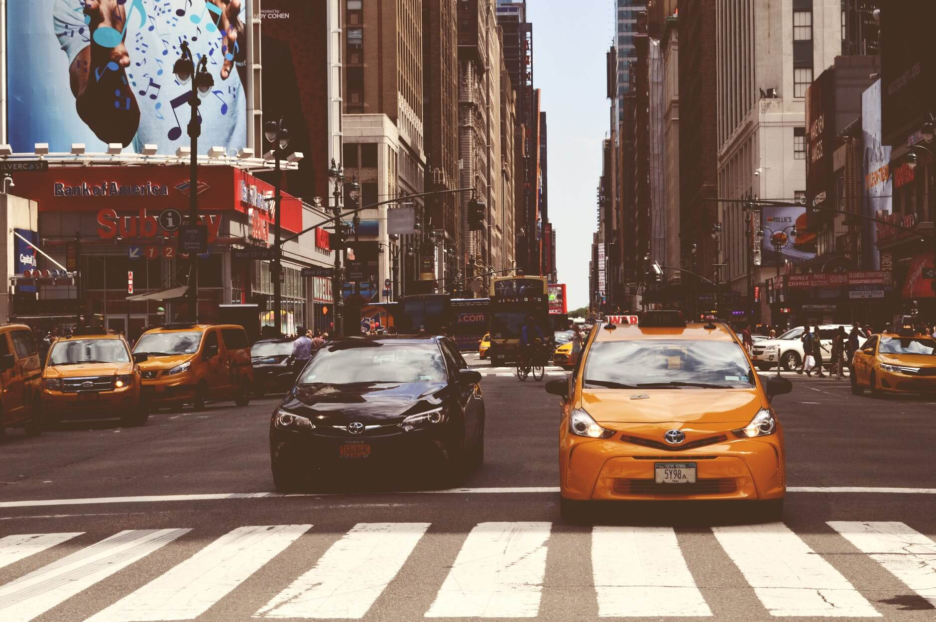 Uber Taxi Accident Attorney