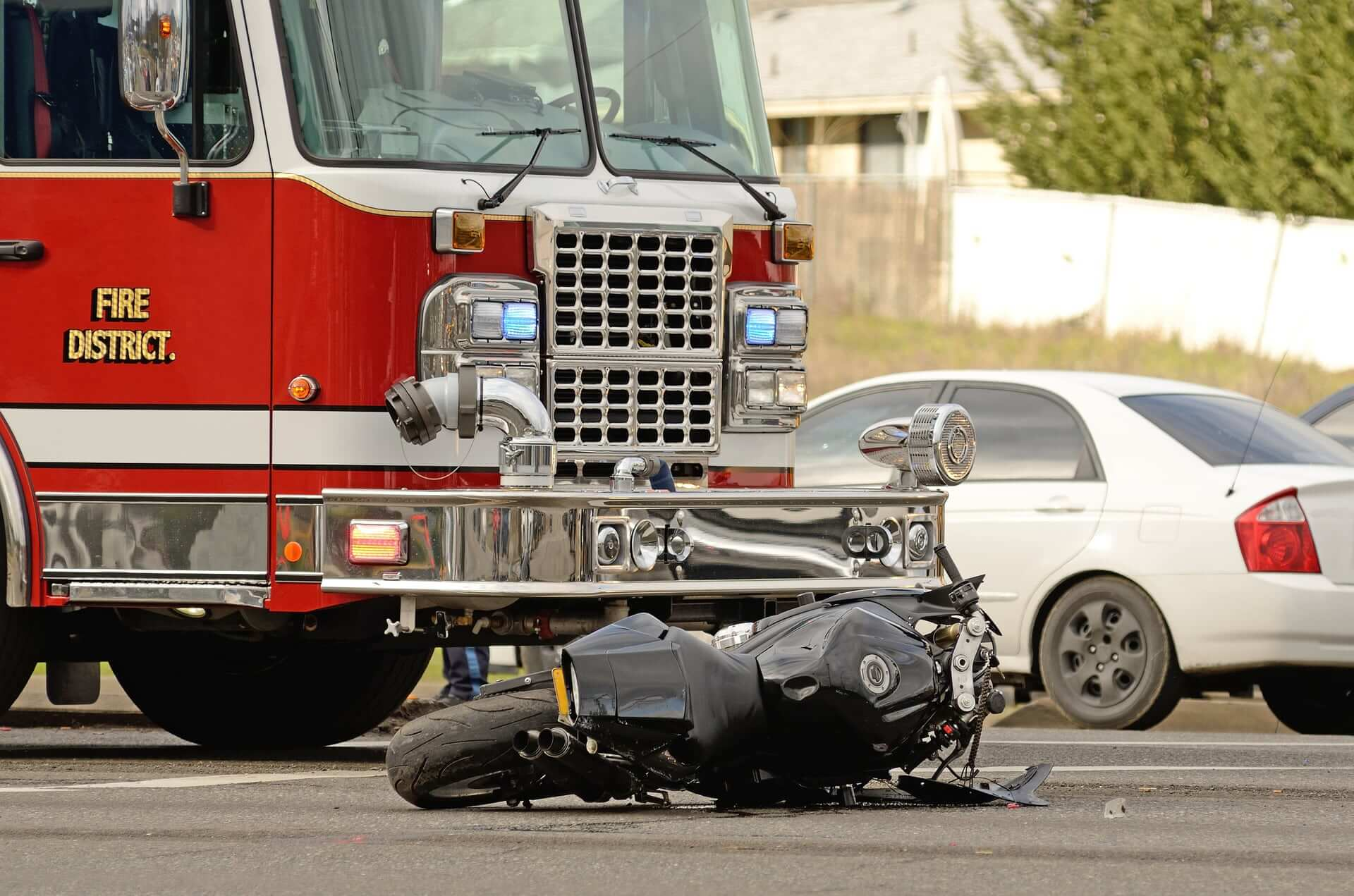 Motorcycle Accident Attorney Winter Park